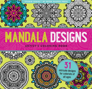 Color 31 Full Page Complex Yet Relaxing Mandala Inspired Designs Heavyweight Paper Is Superior To That Of Other Coloring Books